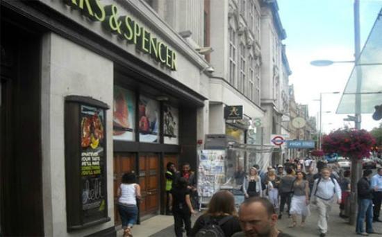 Restaurants Near High Street Kensington