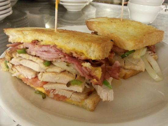 Mr V's Family Restaurant: Mr. V's Sandwich