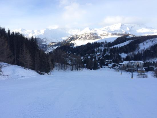 Hotel Emet: Madesimo in the snow