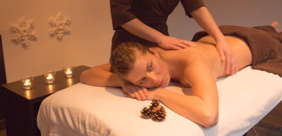 Chilly Powder: Relaxing massages in the spa
