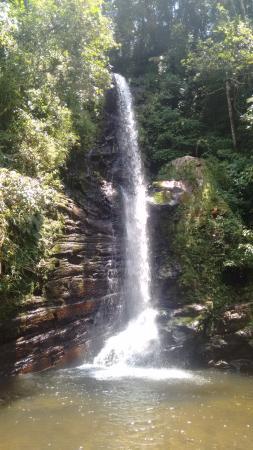 Guaratinguetá, SP: Cachoeira do Onça