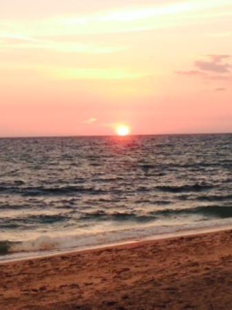 Manasota Beach Club : Sunset at the Beach Club