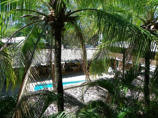 Hotel Coco Beach & Casino: vue de la chambre