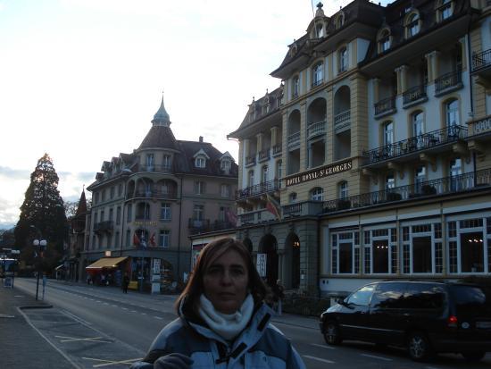 Carlton-Europe Hotel: A linda Interlaken.