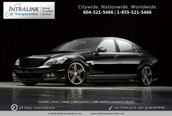 Intralink Transportation & Limousines