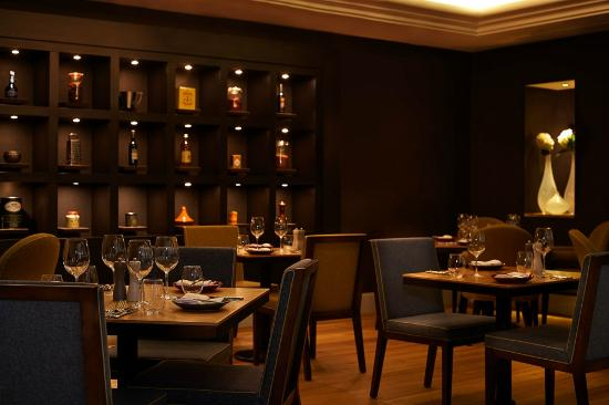 Hyatt Regency Birmingham: Aria Bistro - Semi-Private Dining Area