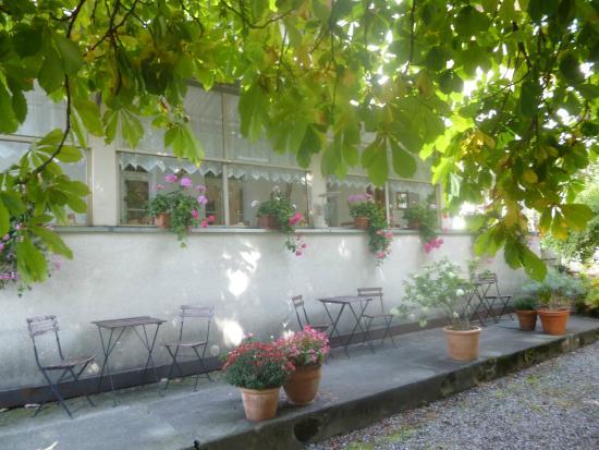 Hotel Rugenpark B&B: Otra del patio