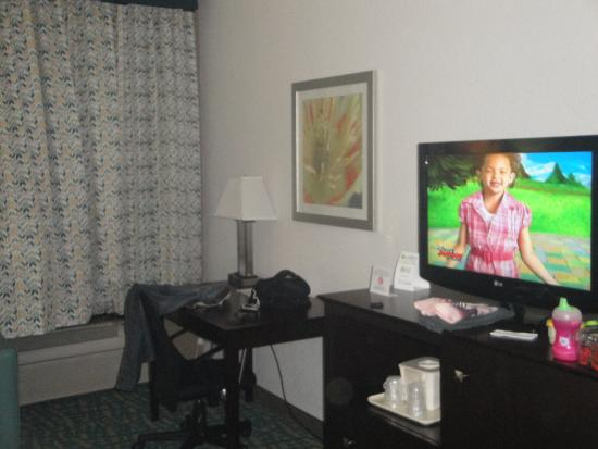 Comfort Inn: Quarto1