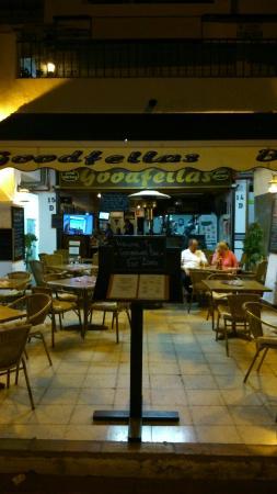 Goodfellas Bar Tenerife: Goodfellas