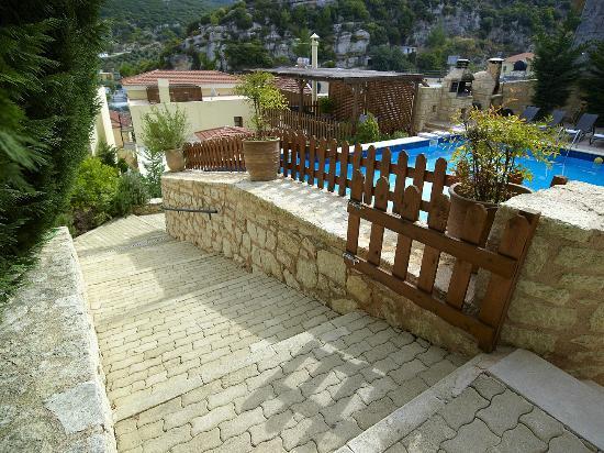 Petronikolis Traditional Hostel: ΧΩΡΟΣ ΞΕΝΟΔΟΧΕΙΟΥ