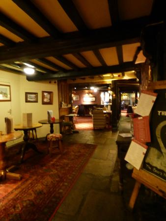 Innkeeper's Lodge Sandbach Homes Chapel: inside the restaurant