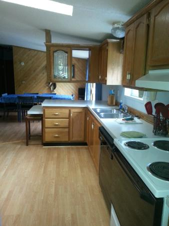 Echo Shores Resort : Kitchen - Driftwood