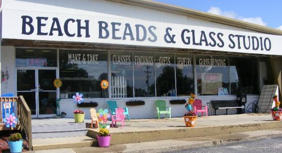 ‪‪Surfside Beach‬, ساوث كارولينا: Beach Beads & Glass Studio - Surfside Beach, SC‬