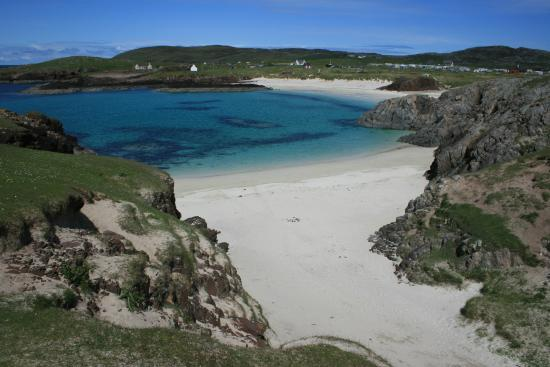 Clachtoll, UK: view
