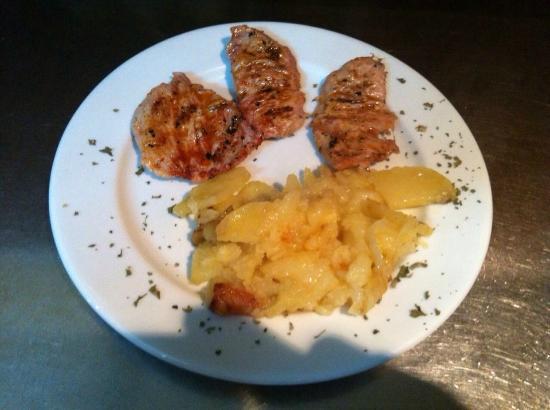 Imagenes De Baño Frio:Carne de Jamón: fotografía de Meson Bano Frio, Granada – TripAdvisor