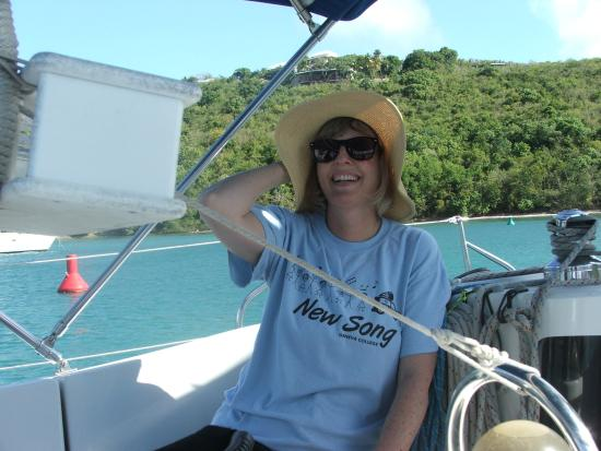 Cloud 9 Sailing Adventures: Hold onto your hat, you're in for a great ride!