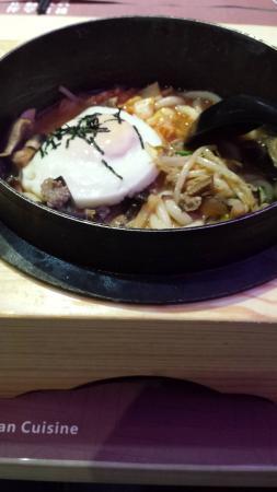 Korean Beef Noodle Bowl Picture Of Pan Asia Bbq Nottingham Tripadvisor