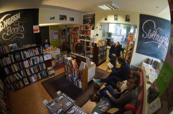 Slothrop's English Language Bookshop: Slothrop`s Bookshop