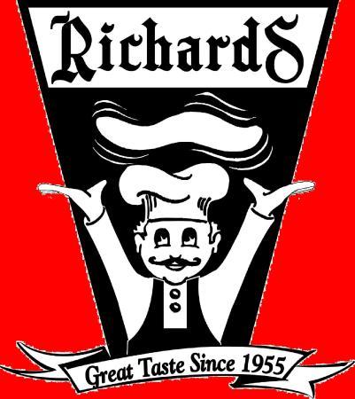 Richards Pizza Hamilton Since 1955