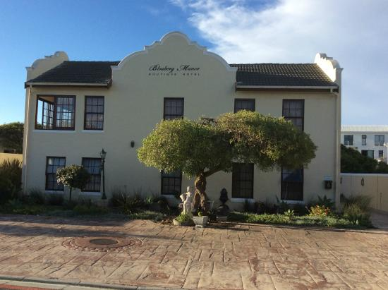 Blouberg Manor Boutique Hotel: The house