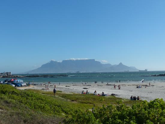 Blouberg Manor Boutique Hotel: The beach