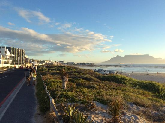 Blouberg Manor Boutique Hotel: the view