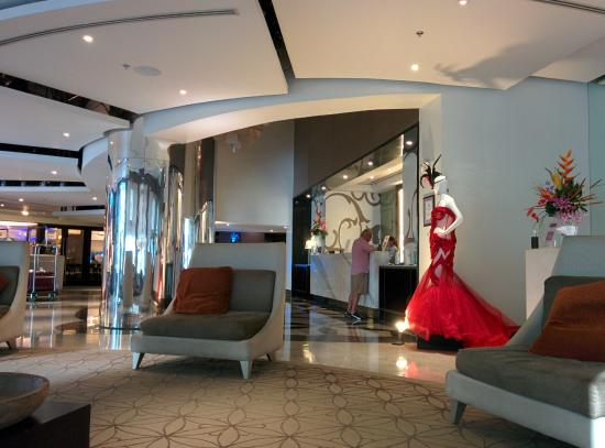 Lobby Picture of Quest Hotel and Conference Center Cebu Cebu