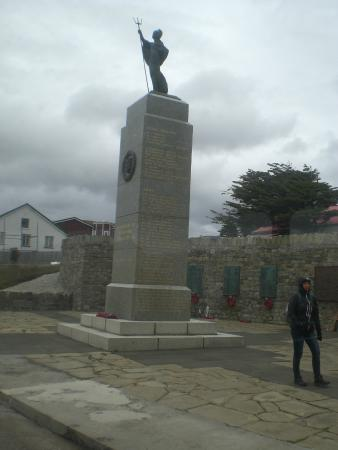 1982 Liberation Memorial: Another view of the Memorial