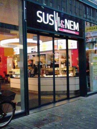 Sushi & Nem