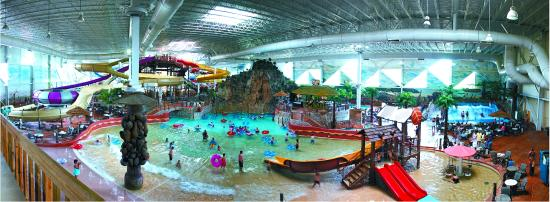 Photo of Kalahari Resorts & Conventions Wisconsin Dells