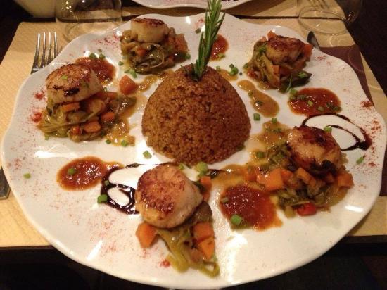 Les Sentiers Du Dakar Angers Restaurant Avis Numéro De Téléphone
