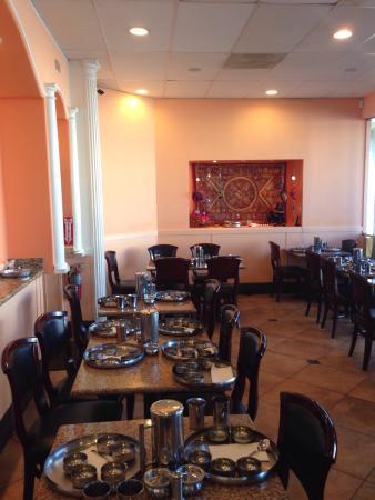 Thali Vegetarian: Nice vegetarian restaurant