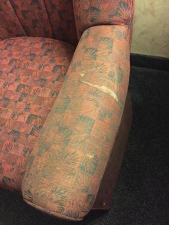 Tropical Inn: Chair Arm