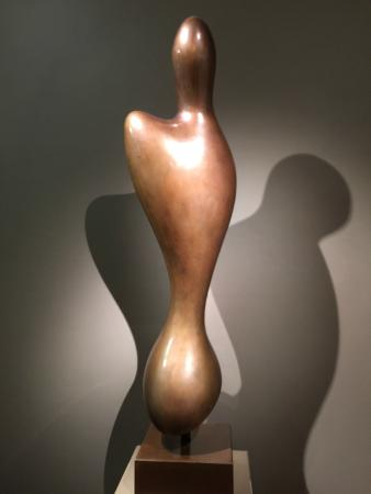 Art Gallery of the European and American Countries of the XIX-XX centuries: Hans Arp