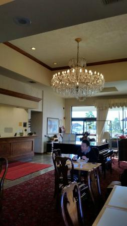 Best Western Plus Big America : Lobby.