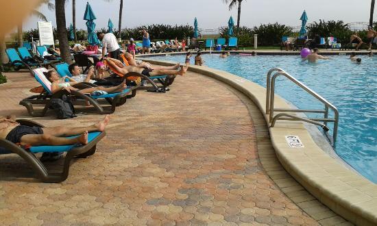 The Tides South Beach: Disfrutar en familia