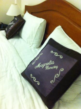 Magnolia Garden Villa: Comfort bed
