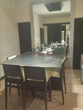 Domux Home Repubblica Luxury Apartment: COZINHA AMERICANA