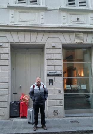Domux Home Repubblica Luxury Apartment: FRENTE DO HOTEL