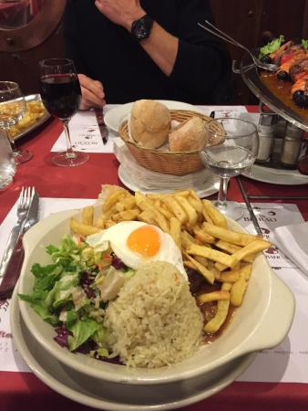 Athis-Mons, Frankrike: Plat a 9,90€