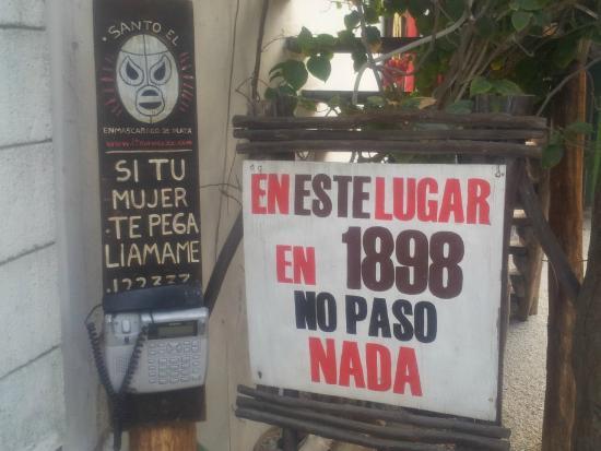 Itour Mexico: cortile