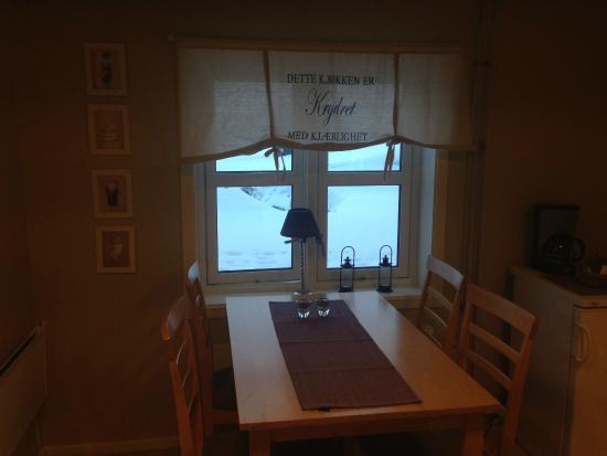 Batsfjord, Norwegia: Kjøkken i Rorbu Båtsfjord Brygge