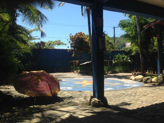Golfinho Tropical : Outside area