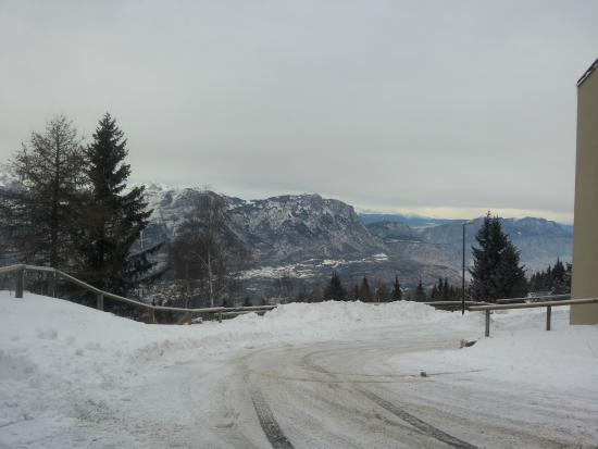 Trentino-Südtirol, Italien: la stradina