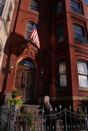 Photo of Chester Arthur House B & B at Logan Circle Washington DC