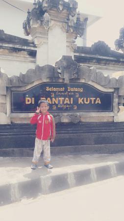 Kuta Beach - Bali: Kuta beach