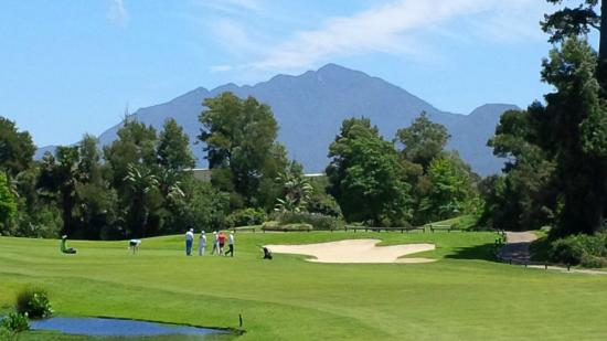The Manor House at Fancourt: Golf Montagu