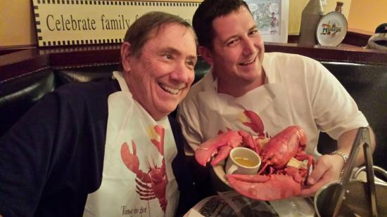Clam Bake: Loved our lobster