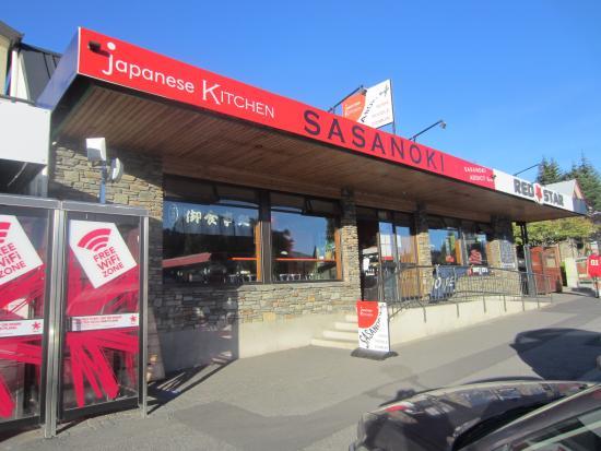 Sasanoki Japanese Kitchen Wanaka New Zealand
