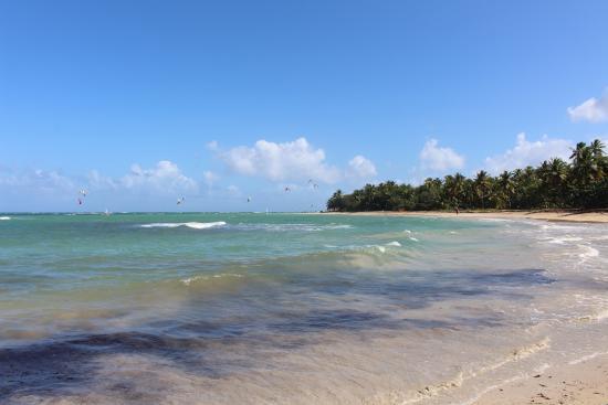 Playa El Portillo : playa